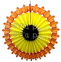 27 Inch Leaf Fan (12 pcs)
