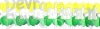 12 Foot Spring Cross Garland Decoration (12 pcs)