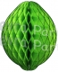Honeycomb Lime Fruit Decoration, 14 inch (12 pcs)