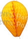 11 Inch Gold Paper Balloon Decoration (12 pieces)