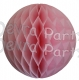 Light Pink Tissue Paper Balls (12 pcs)