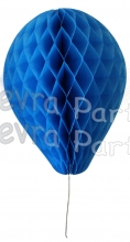 11 Inch Turquoise Honeycomb Balloon Decoration (12 pieces)