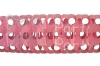 Dusty Rose Full Honeycomb Garland (12 pcs)