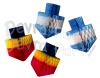 11 Inch Dreidel Decorations (12 pcs)