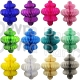 10 Inch Honeycomb Chandelier Decoration (12 pcs)