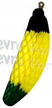 Jamaican Banana Decoration, 15 Inch (Dozen)