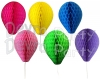 11 Inch Honeycomb Balloon Decoration (12 pieces) - All Colors