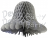 Gray Honeycomb Bell (12 Pieces)
