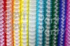 12 Foot Tissue Paper Oval Garland - ALL COLORS (12 pcs)