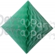 Mint Hanging Diamond Decoration (12 pcs)