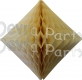 Classic and Vintage Ivory Hanging Diamond Decoration (12 pcs)