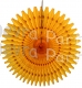 21 Inch Tissue Fan Gold (12 pcs)