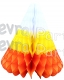 16 Inch Candy Corn Decoration (6 pcs)