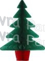20 Inch Honeycomb Tissue Paper Tree (12 pcs)