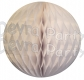 White Honeycomb Tissue Balls (12 pcs)
