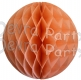Peach (Classic Pastel) Tissue Paper Ball (12 pcs)
