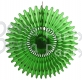 26 Inch Tissue Fan Light Green (12 pcs)