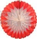 17 Inch Double Heart Valentine's Fan (12 pcs)
