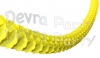 12 Foot Yellow Oval Garland (12 pieces)