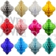 11 Inch Honeycomb Lantern Decoration (12 pcs)
