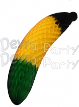 Jamaica Banana Decoration, 22 Inch (12 pieces)
