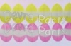 12 Foot Tissue Paper Egg Garland (6 pcs)