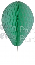 11 Inch Mint Green Honeycomb Balloon Decoration (12 pieces)