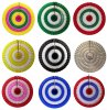 16 Inch Striped Tissue Fans - ALL COLORS (12 pcs)