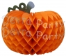 Tissue Paper Pumpkin Decoration 18 Inch (6 pcs)