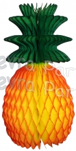 Honeycomb Pineapple Decoration, Extra-large 20 Inch (6-pack)