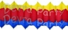12 Foot Back to School Arch Garland (12 pcs)