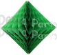 Light Green Hanging Diamond Decoration (12 pcs)