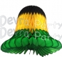 Jamaica Party Bell Decoration (12 Pieces)