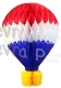 Patriotic Hot Air Balloon Decoration (6-pack)