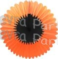 27 Inch Halloween Deluxe Fan (12 pcs)