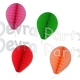 11 Inch Paper Balloon Decoration (12 pieces)