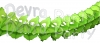12 Foot Lime Oval Garland Decoration (12 pieces)
