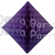 Lavender Hanging Diamond Decoration (12 pcs)