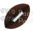 Football Decoration 12 Inch (12 pcs)