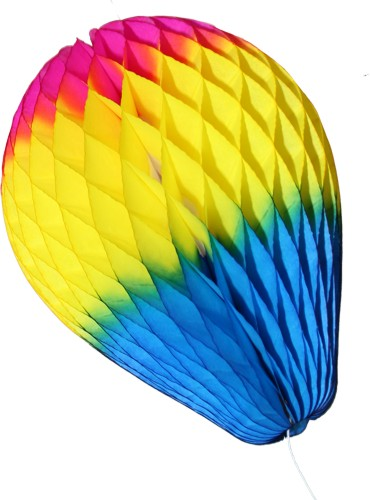 11 Inch Multi Colored Balloon Decoration (12 pieces)