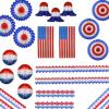 Grand Opening - Patriotic Decoration Kit