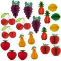 Tissue Paper Fruit Honeycomb Decoration Kit